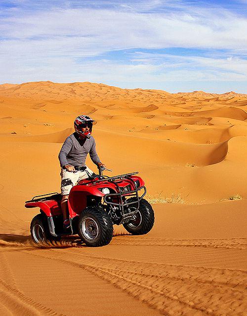 quad-desert