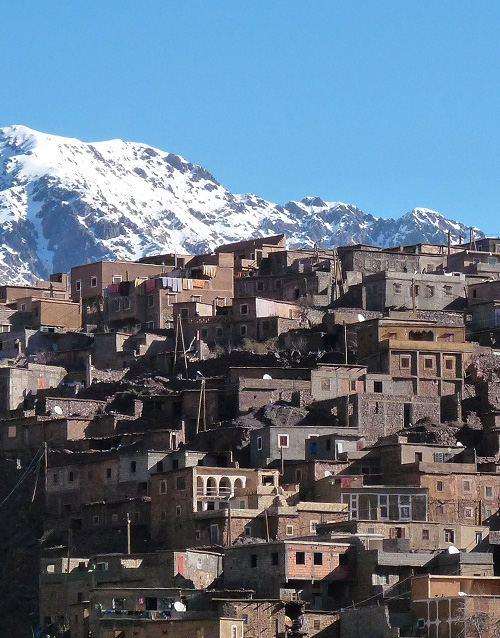 village-toubkal