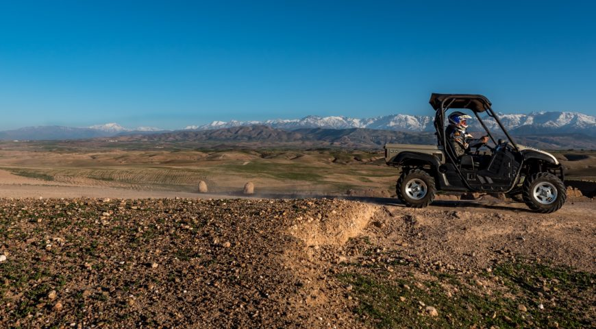 excursions en buggy Marrakech