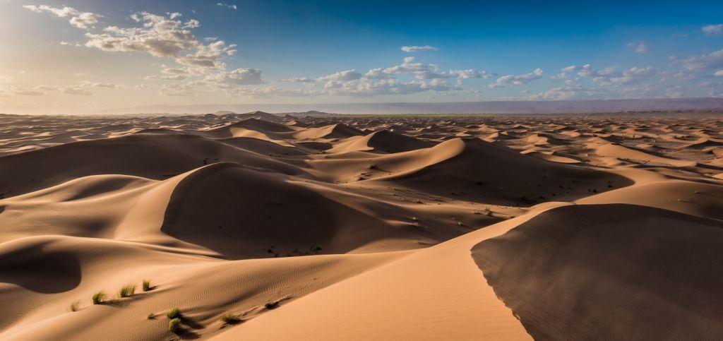 Les dunes de Chegaga - Maroc