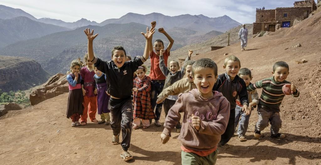 sur les traces du peuple berbere